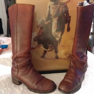 Frye Vintage Campus Women's Leather Boot